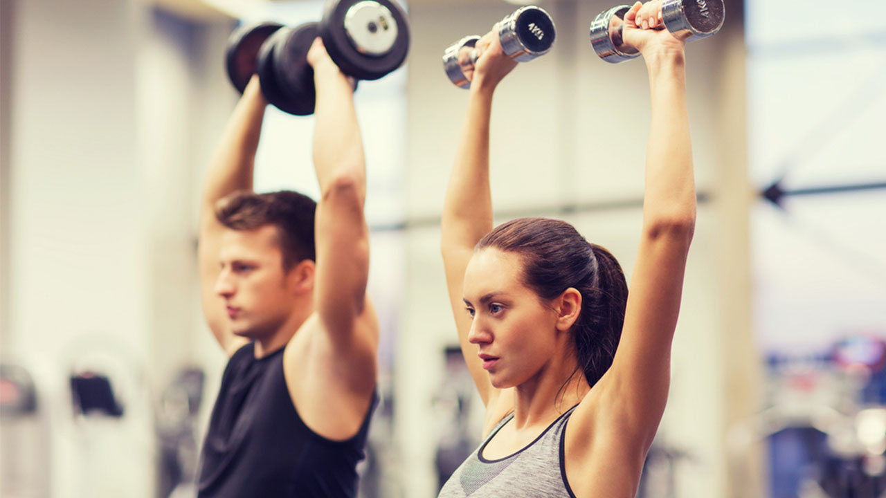 How amino acids can maximize female muscle growth.
