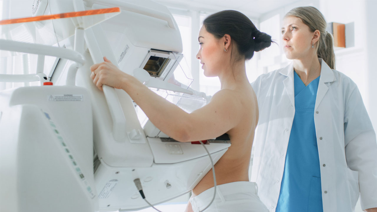 Breast Ultrasound: Should It Replace My Annual Mammogram?
