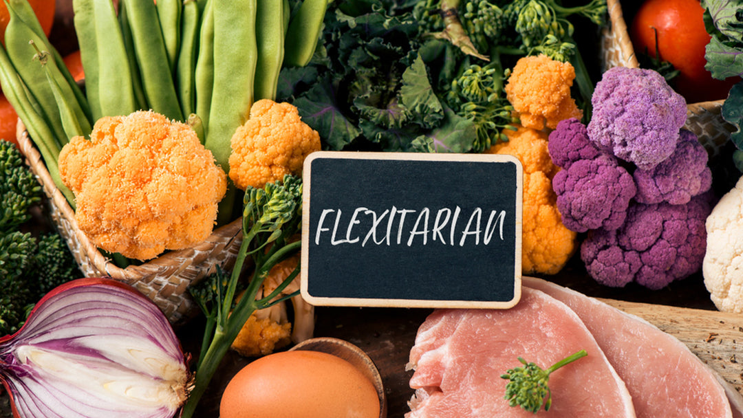 The Flexitarian Diet: A Healthy Eating Plan