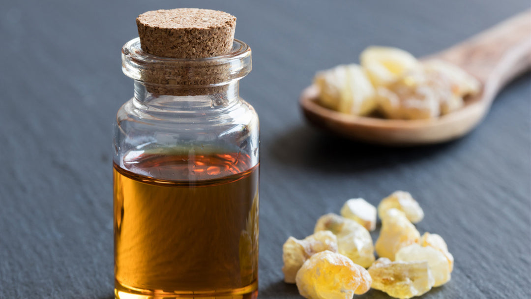 5 proven frankincense oil benefits