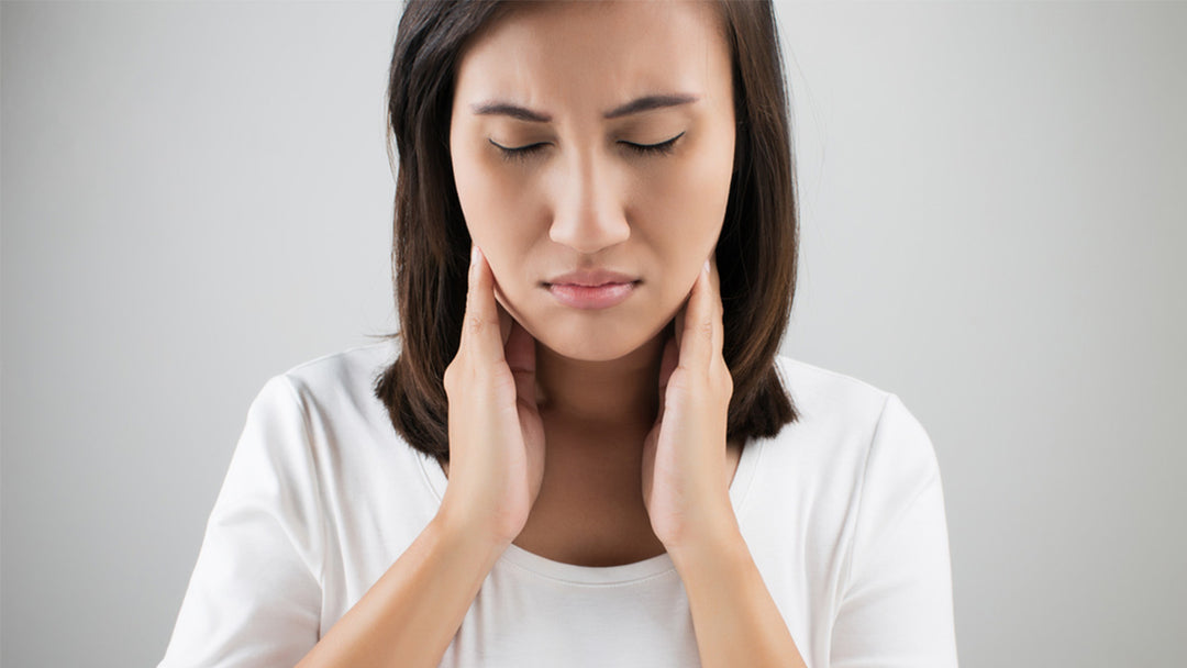 Graves' disease and overactive thyroid