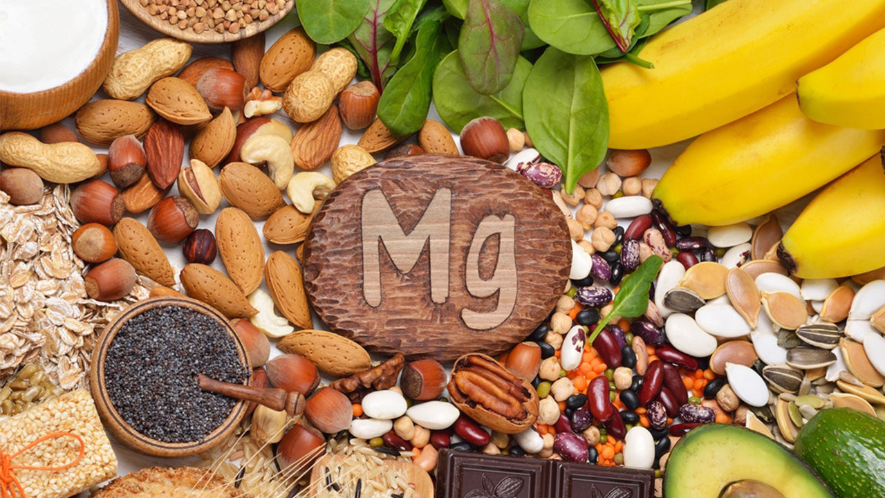 The top 10 foods with magnesium