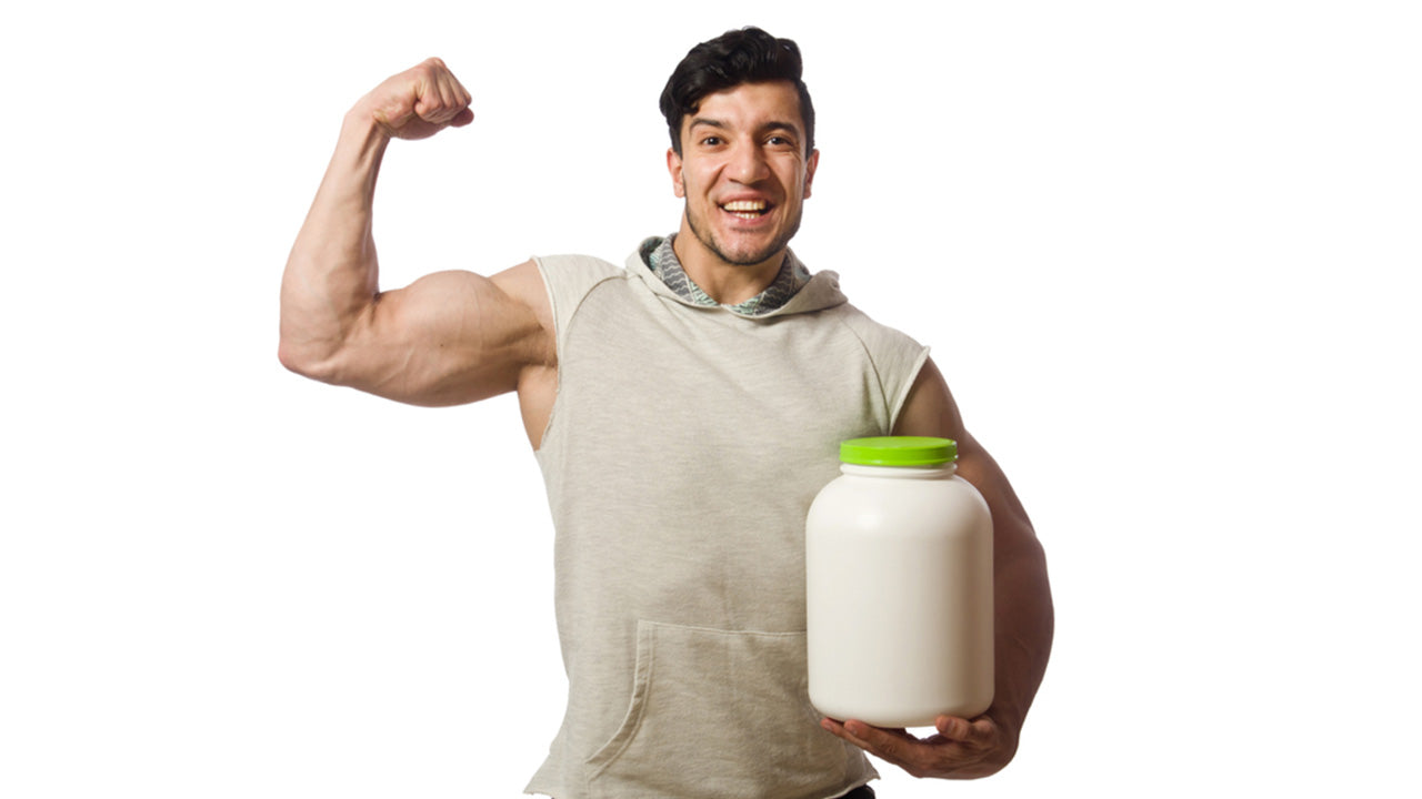 popular supplements for muscle growth