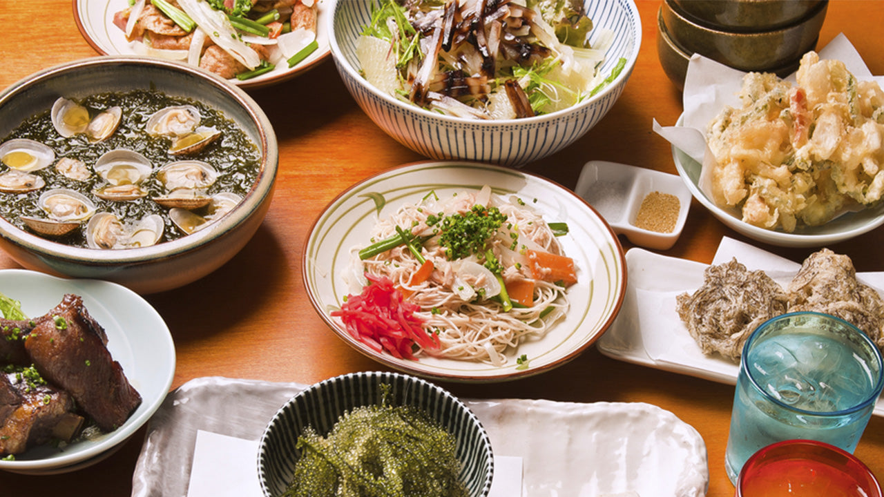 Okinawan centenarians eat a plant-based diet