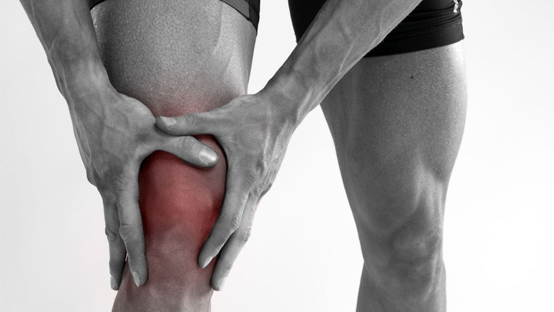 knee pain due to patellar tendon tear