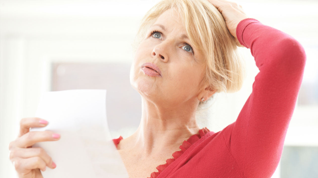 Perimenopause is the transition into menopause
