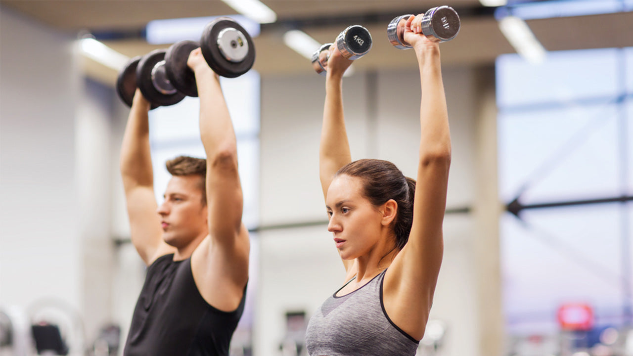 Strength training is an excellent way to stay healthy and lose weight, but strength-training can give your weight-loss goals an extra kick