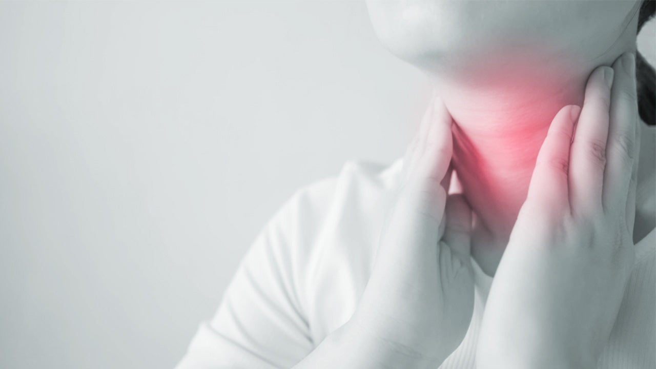 Overactive thyroid, or hyperthyroidism