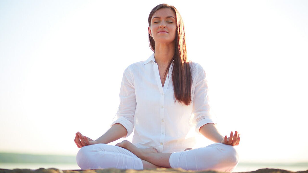 Mindfulness and meditation help anxiety