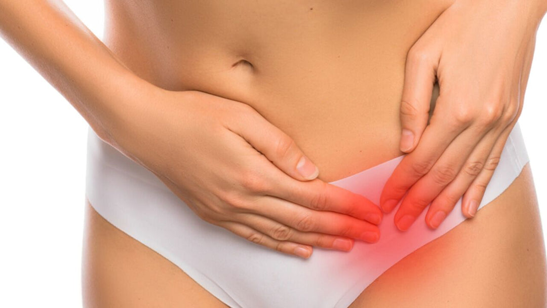Just because ovarian cysts are benign doesn't mean they can't disrupt your life. So we're here to share with you some at-home treatments to help manage ovarian cyst pain as well as share the common causes, types, and symptoms of ovarian cysts.
