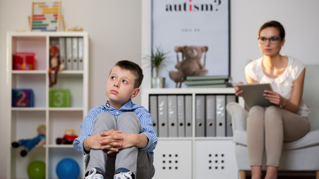 Signs and characteristics of autism