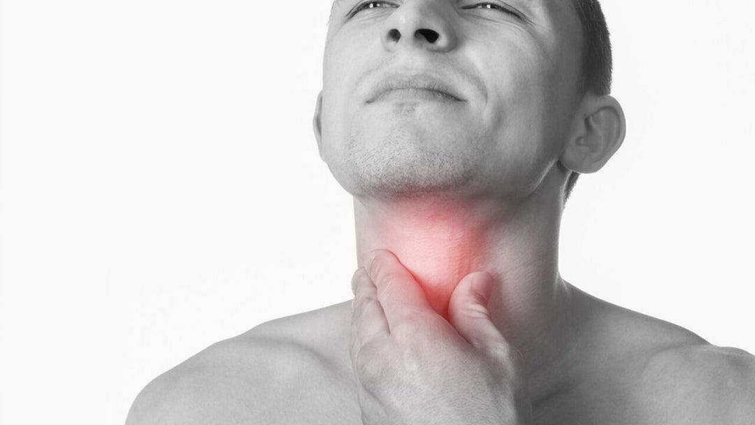 Strep throat is an infection of the throat and tonsils