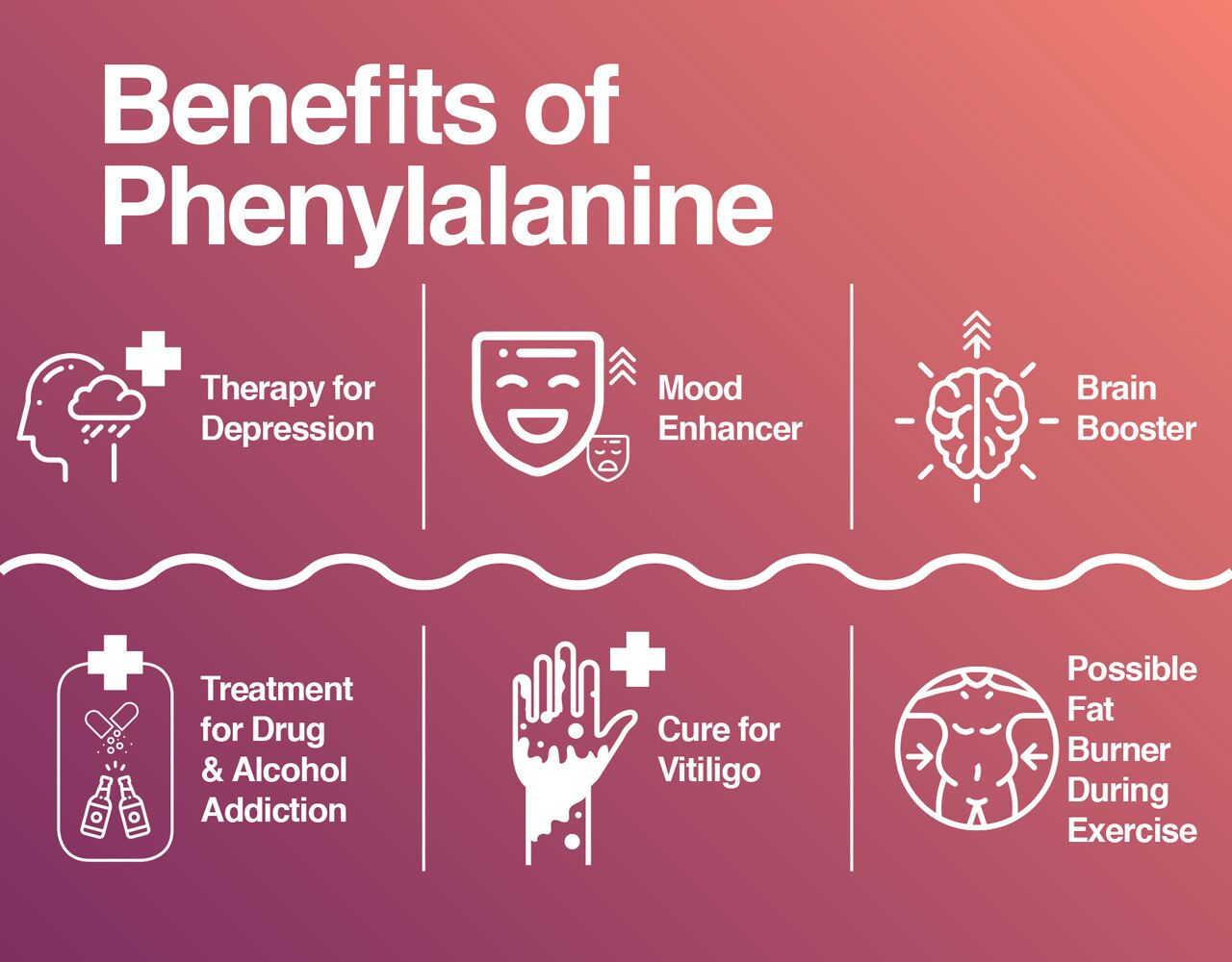 Here's what you need to know before you buy phenylalanine supplements.