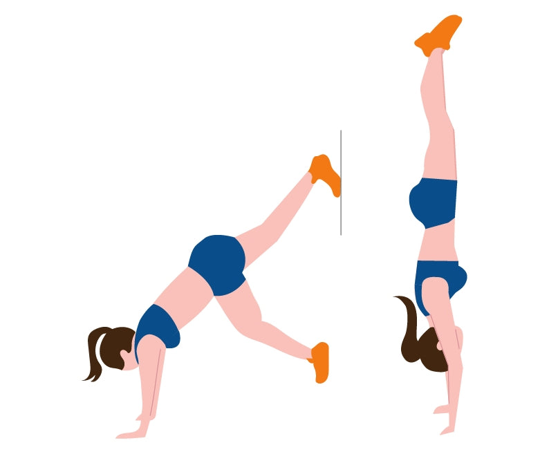 Arm Exercise Handstand