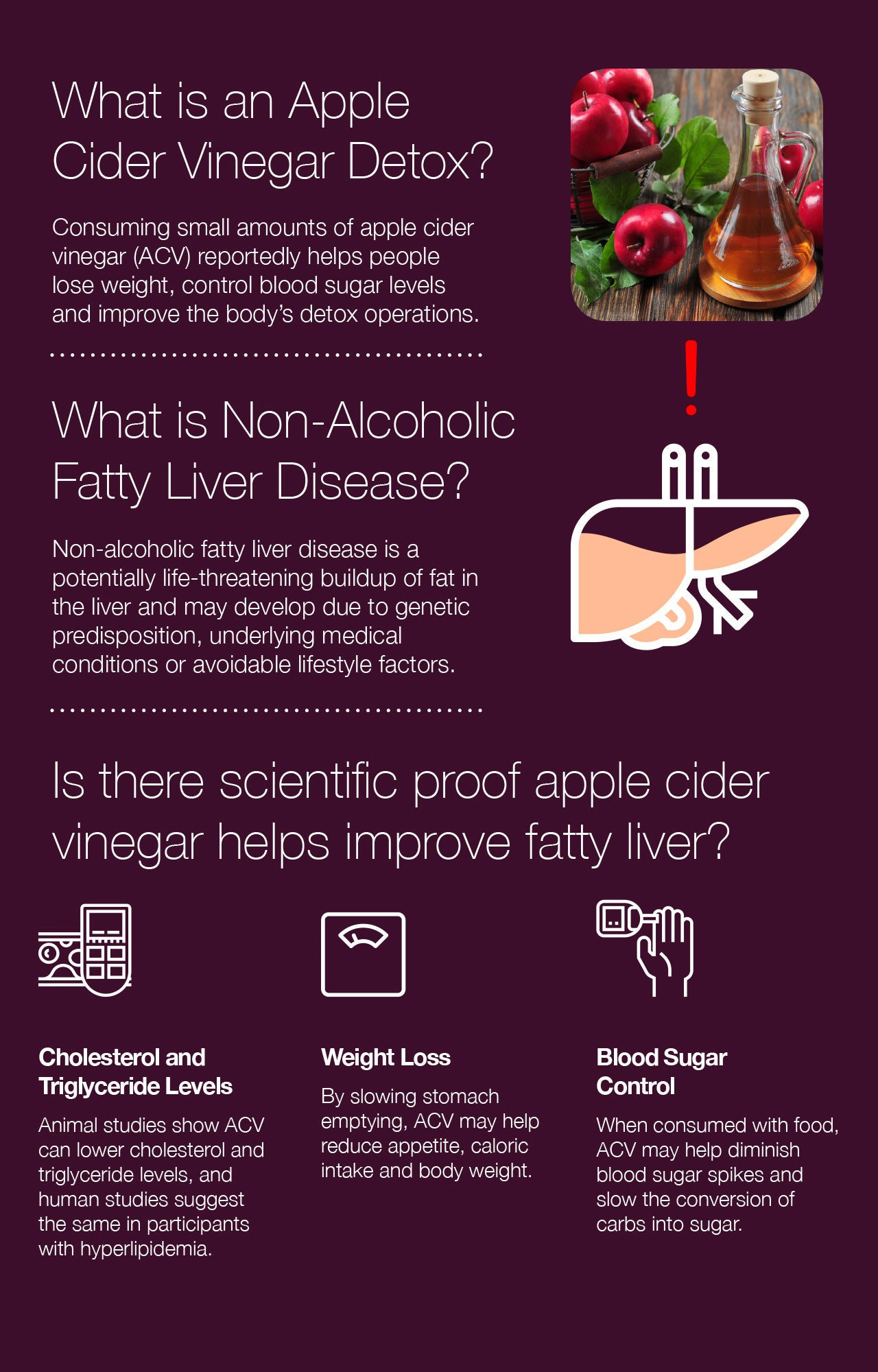 What is an Apple Cider Vinegar Detox?