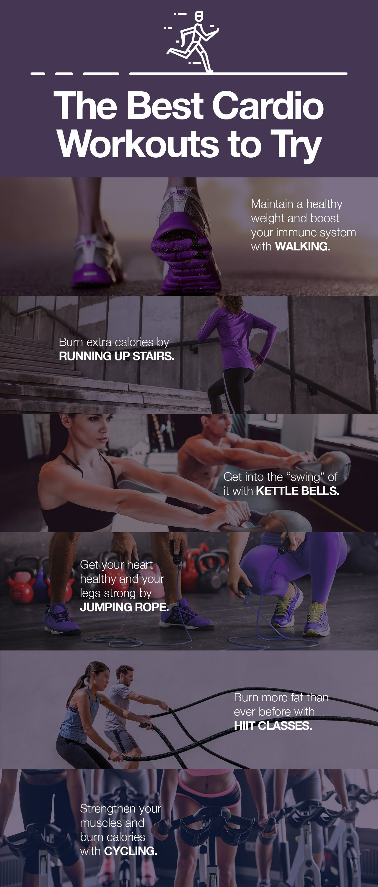 Best Cardio Workouts To Try