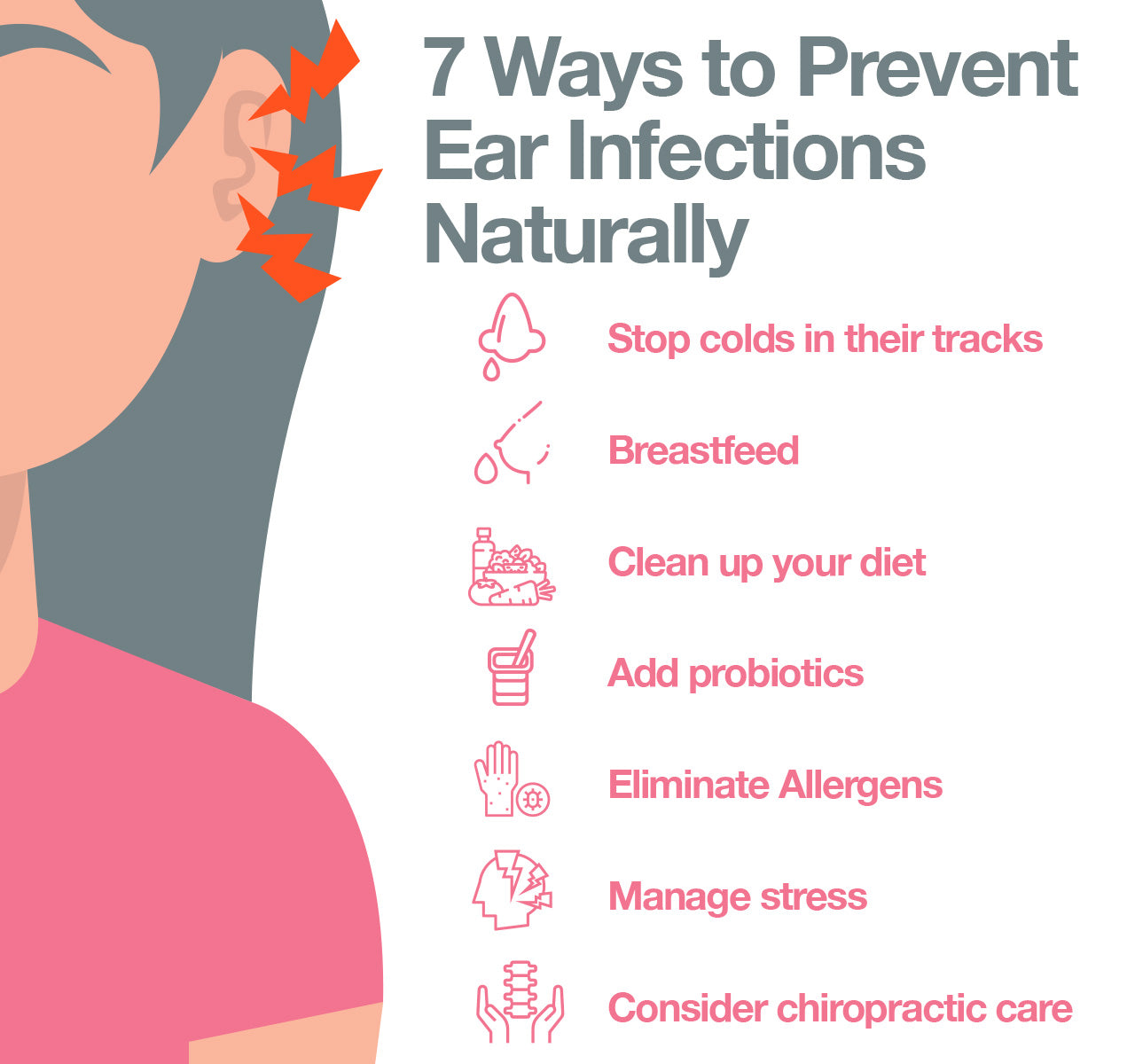 7 Ways to Prevent Ear Infections Naturally