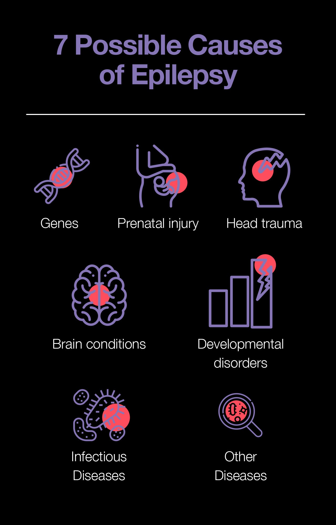 7 Possible Causes Epilepsy