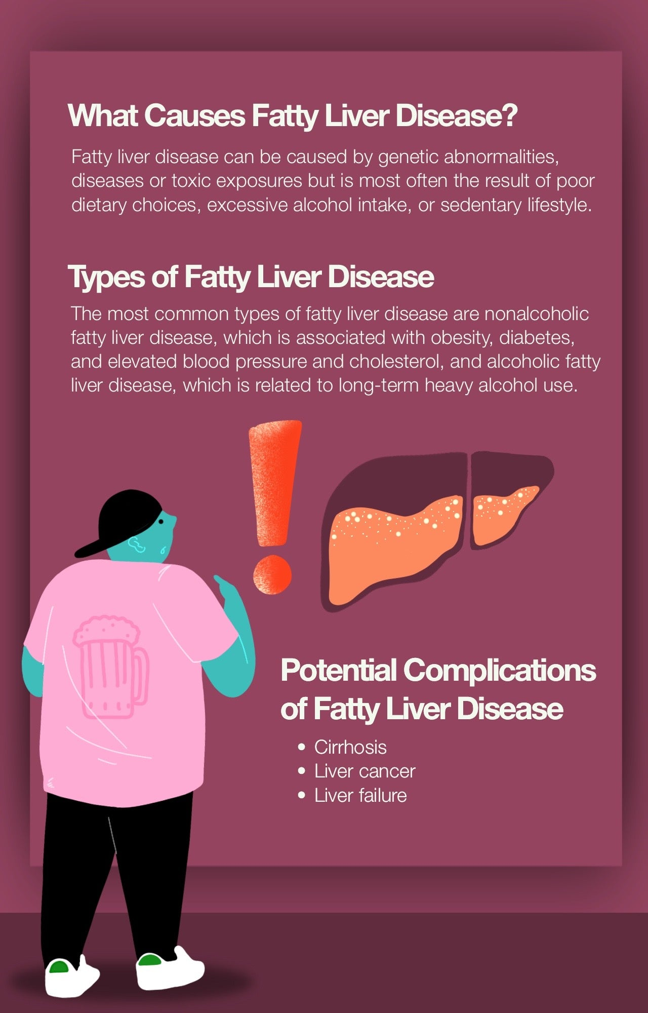 What Causes Fatty Liver Disease?