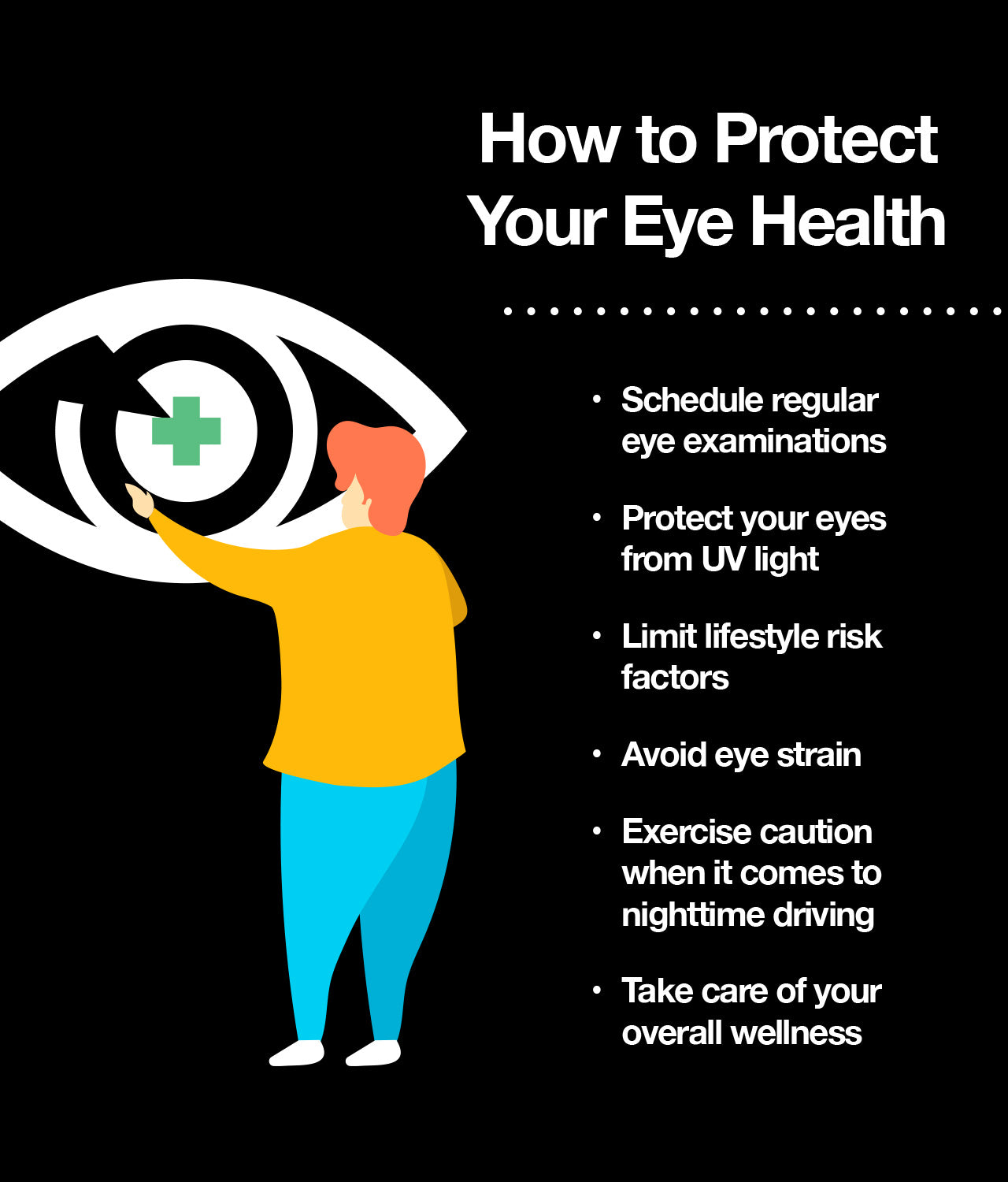 How to protect against cataracts