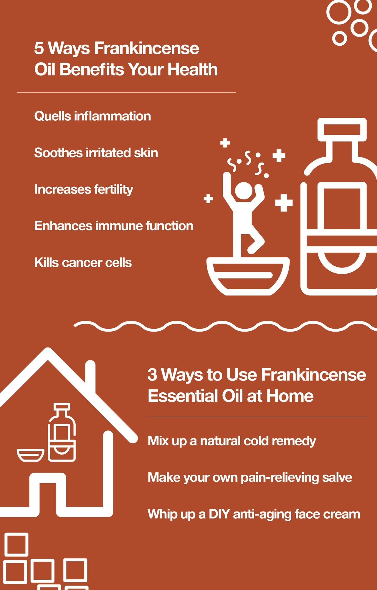 5 Ways Frankincense Oil Benefits Your Health