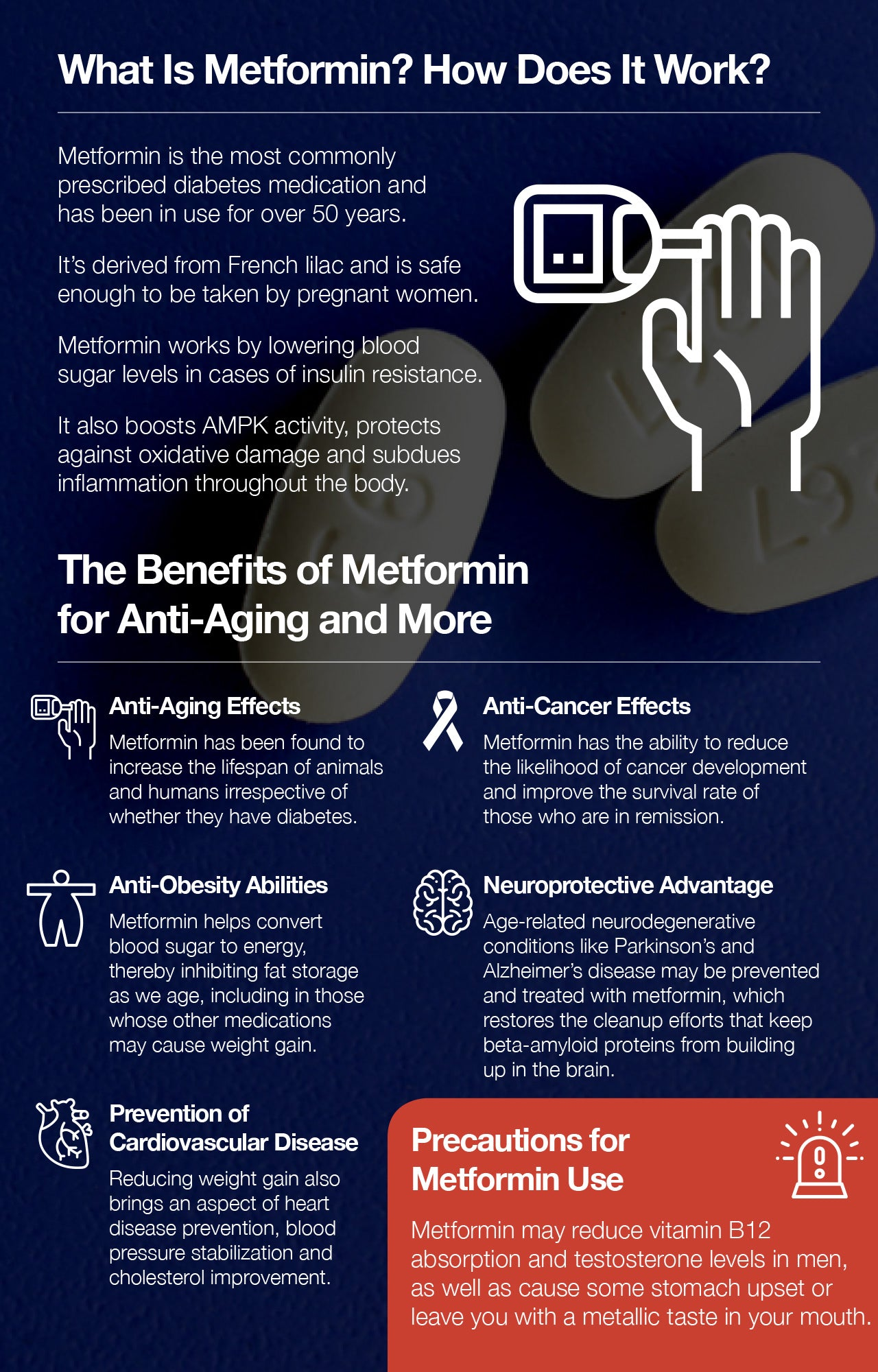 What Is Metformin? How Does It Work?