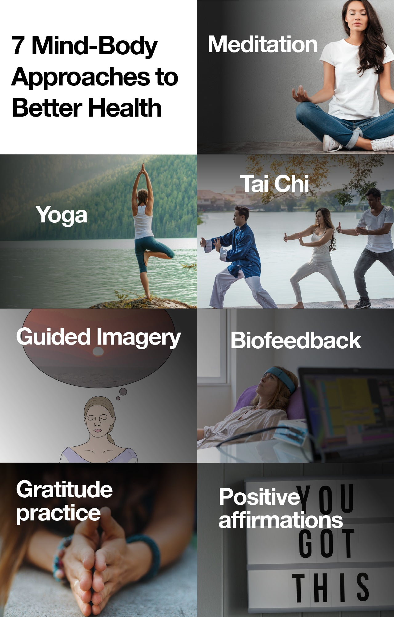 Mind-body approaches to better health