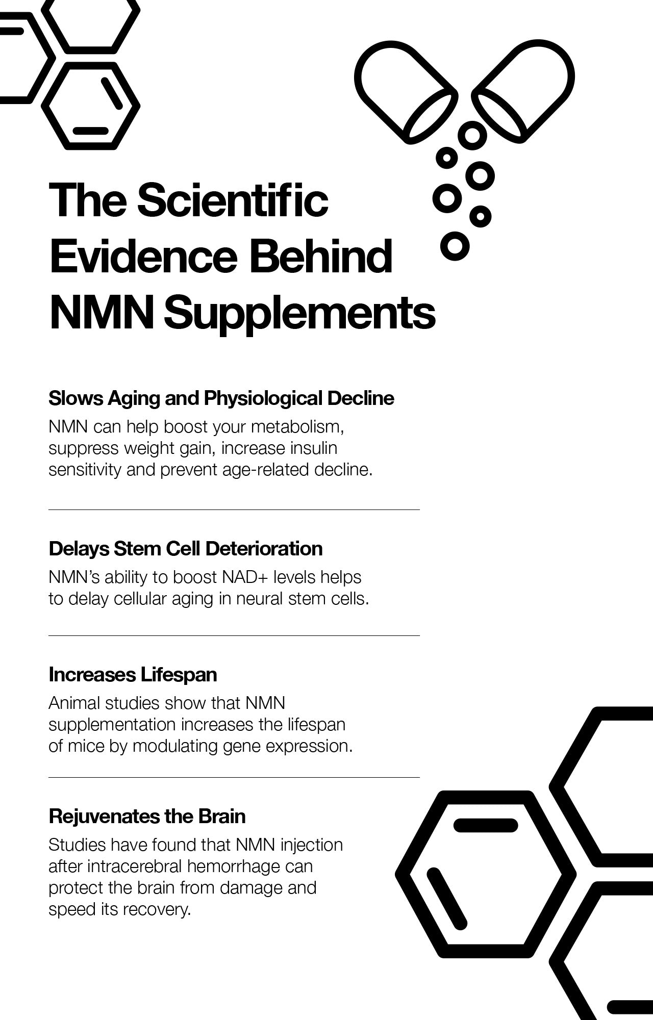 The Scientific Evidence Behind NMN Supplements