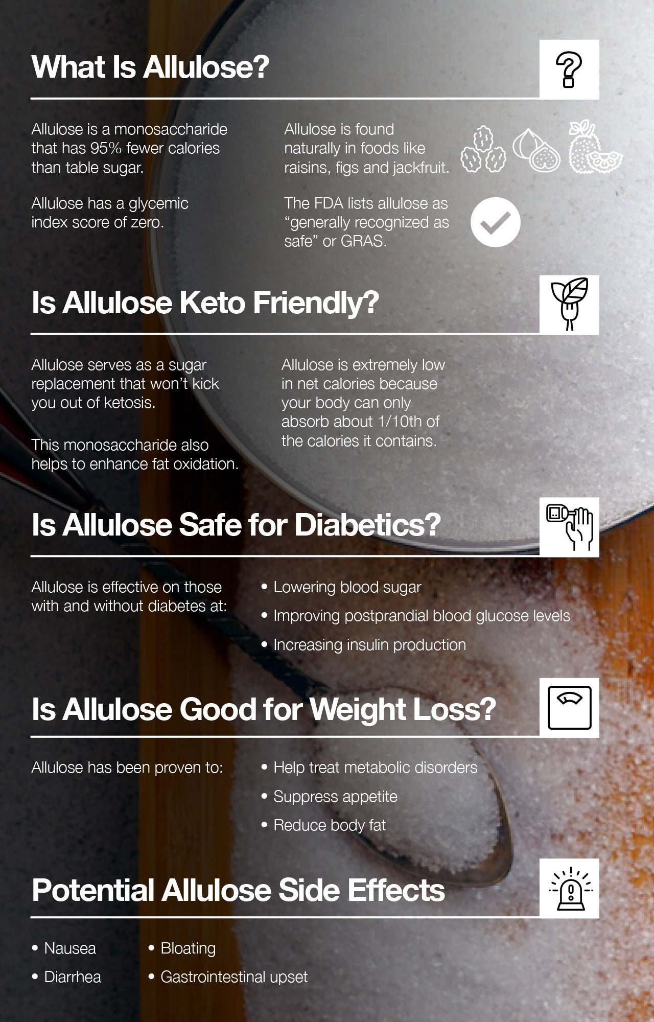What Is Allulose?
