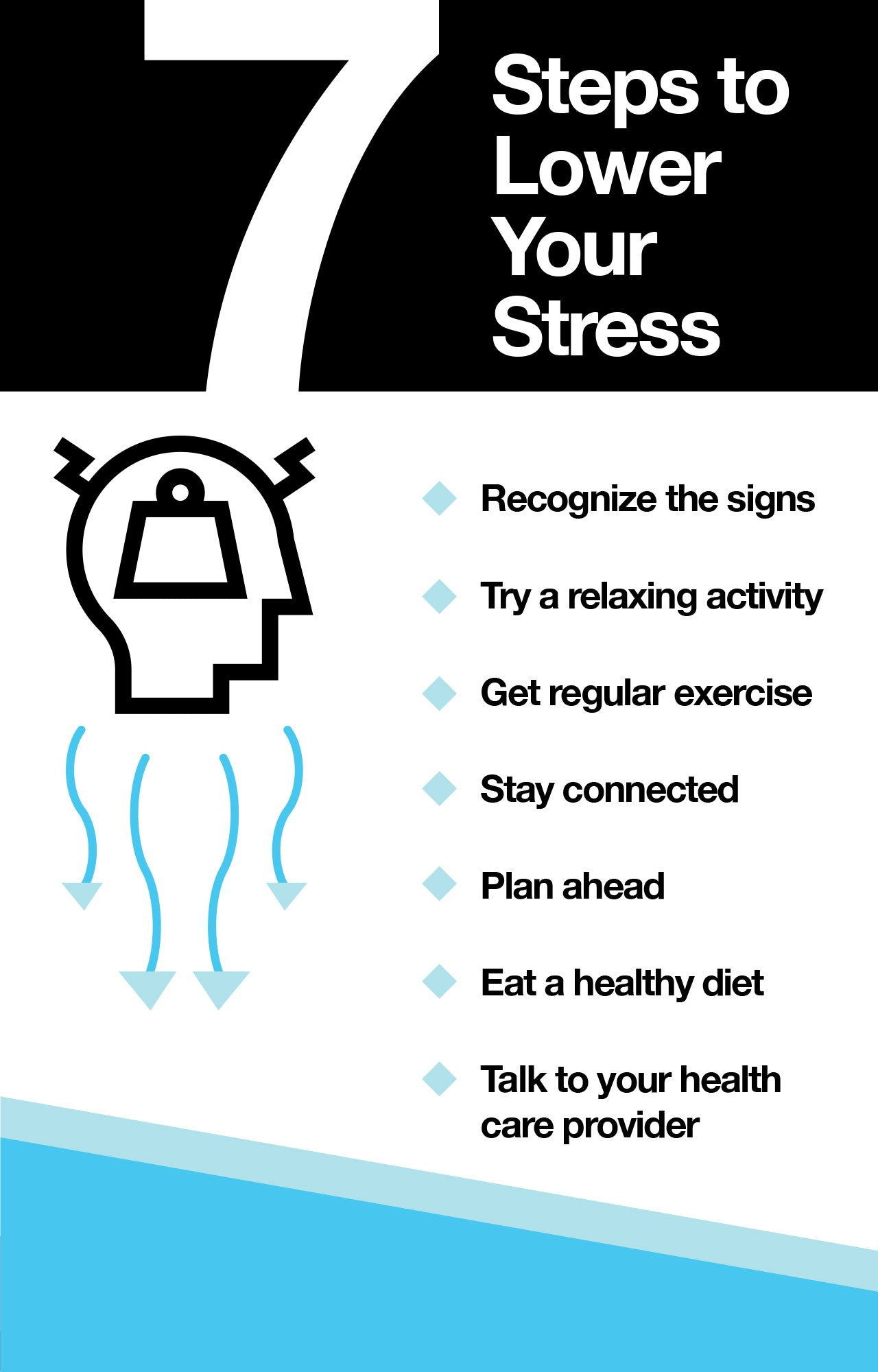 Ways to lower stress