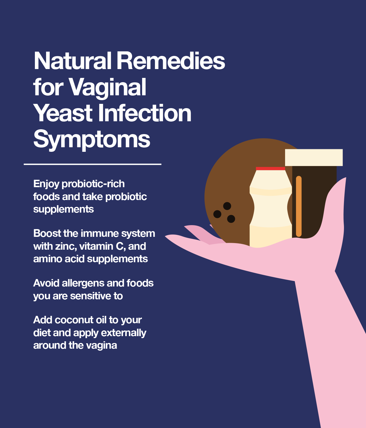Natural Remedies for Vaginal Yeast Infections