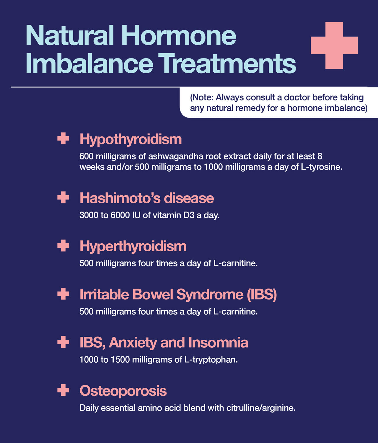 Are you looking for a natural hormone imbalance treatment?