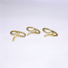 Dainty Serpent Ring