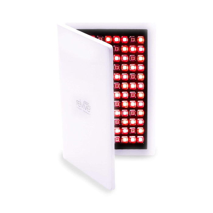 Anti-Aging Lookbook reVive® Red Light Therapy At Home Bright Amos