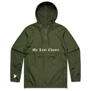 MY LAST CHANCE WINDBREAKER