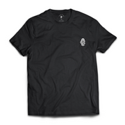 FUCK ALCOHOL BADGE TEE