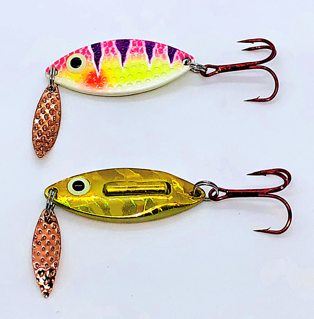 PK Rattle Spoon - Gold Hologram Back