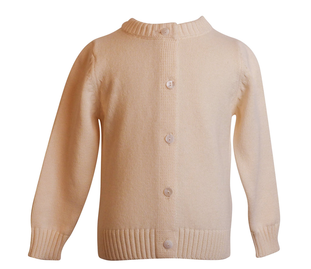 Carey Cardigan - Ecru