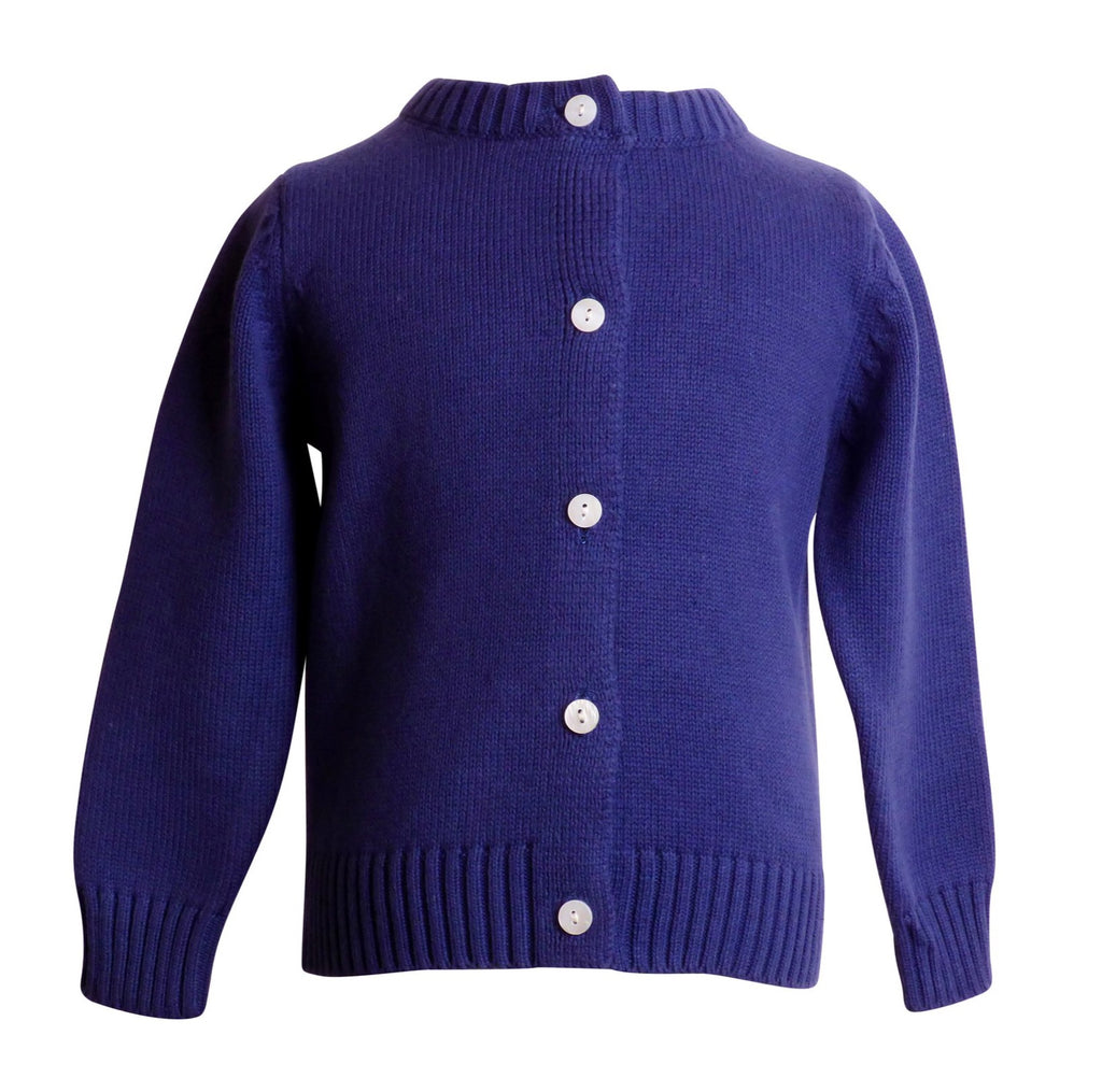Carey Cardigan - Navy