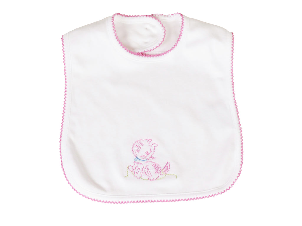 Katie Kitty Bib