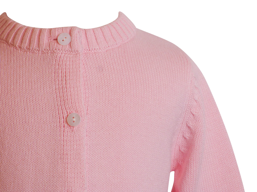 Carey Cardigan - Pink