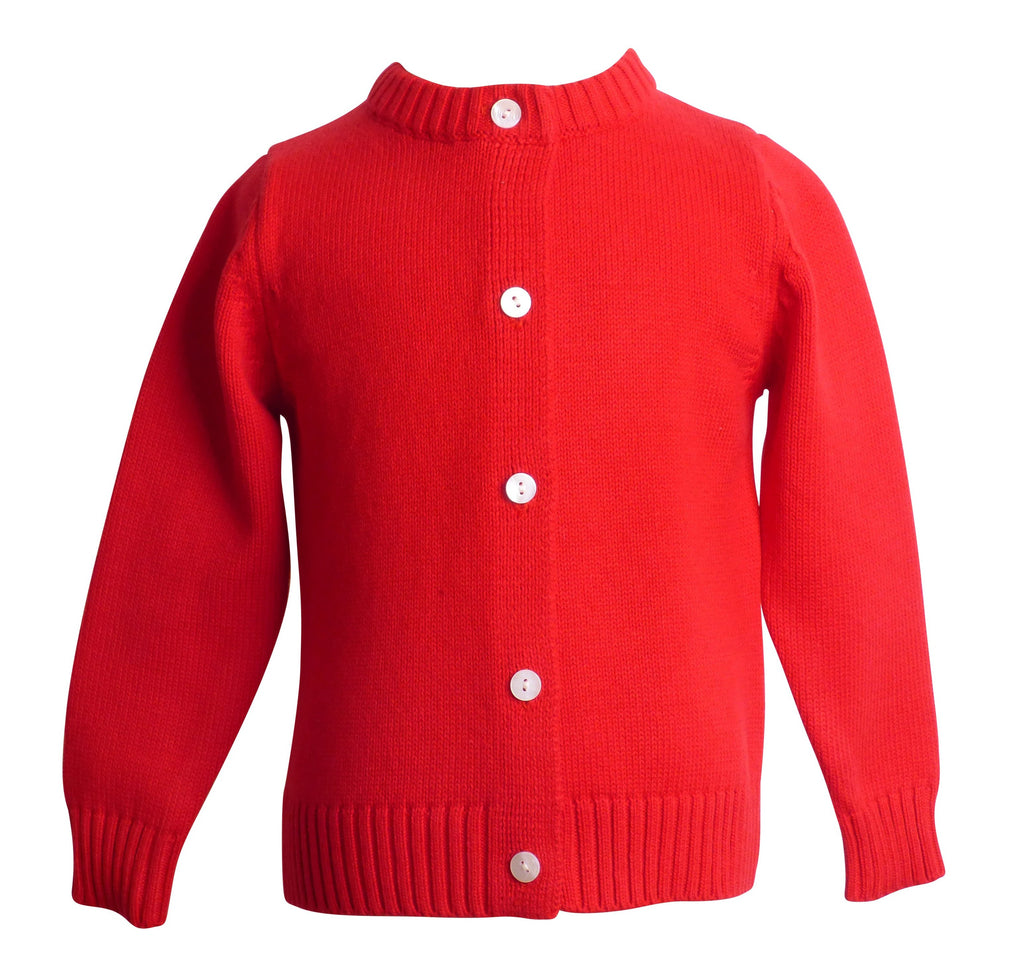 Carey Cardigan - Red
