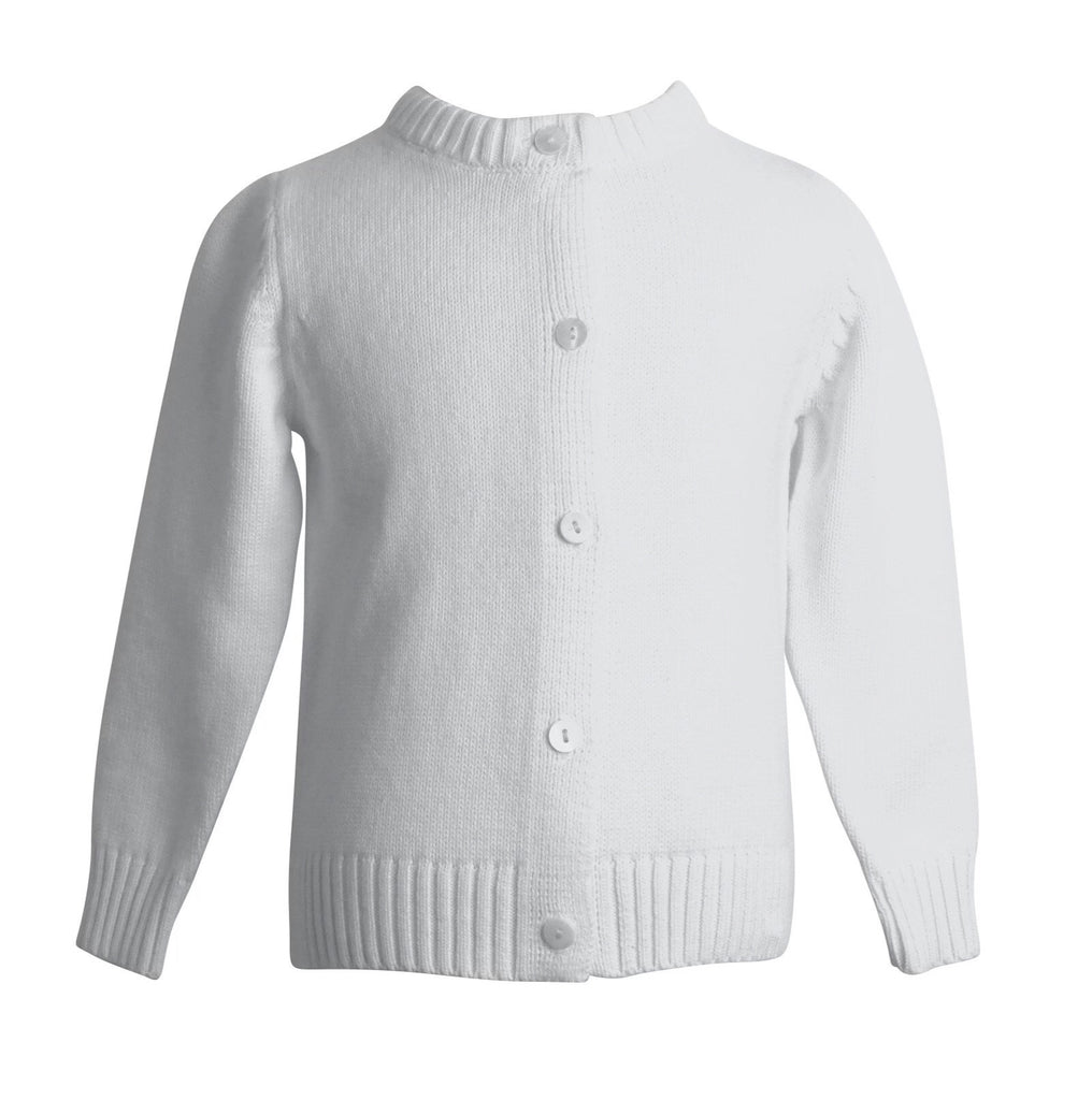 Carey Cardigan - White