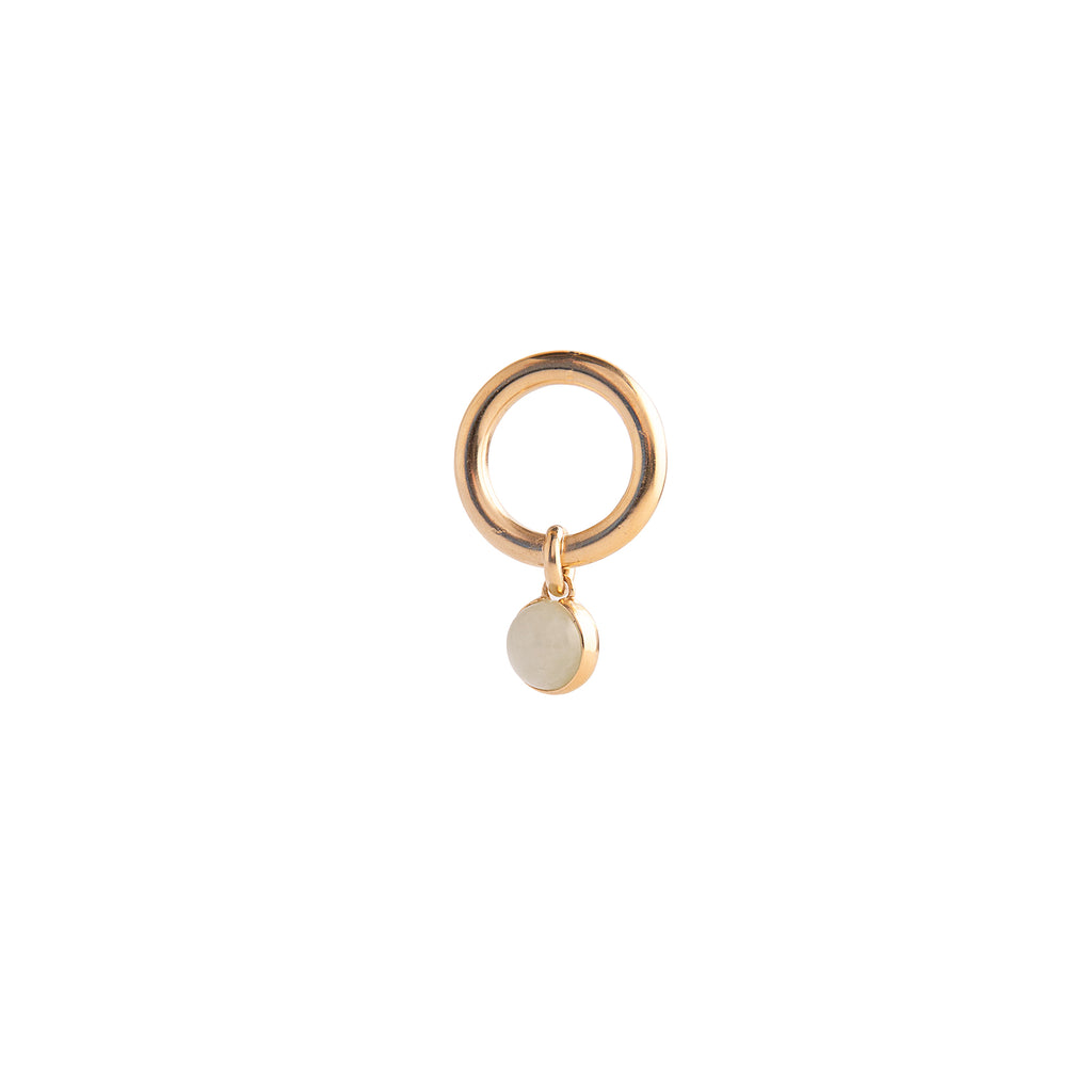 Bold Drop Ring