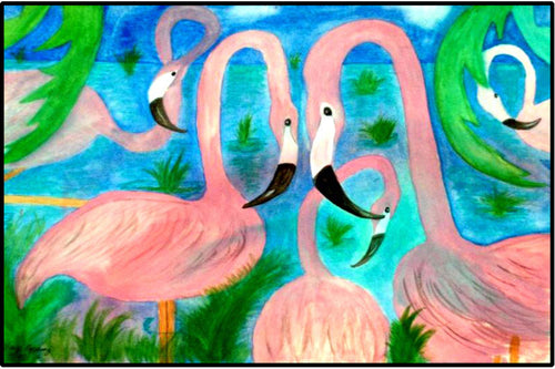 Flamingo Party - Maremade Designs