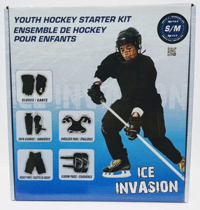 Ice Invasion Youth Hockey Starter Kit