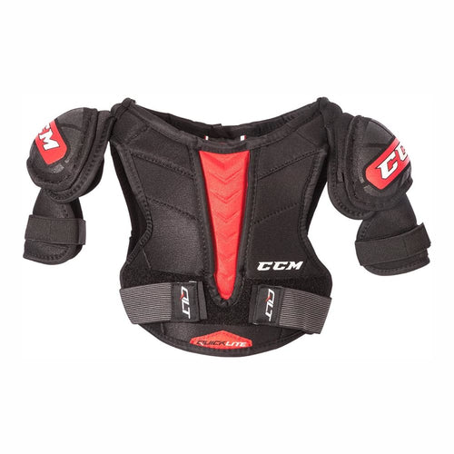 CCM QuickLite Youth Shoulder Pads