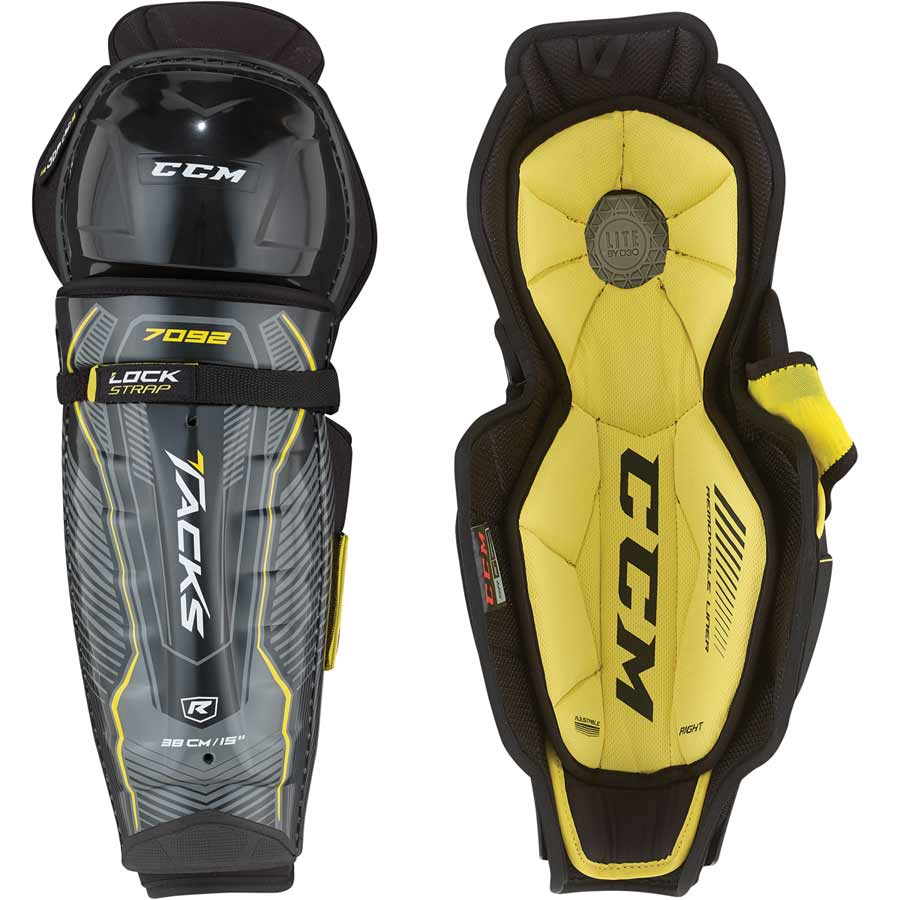 CCM Tacks 7092 Shin Guards