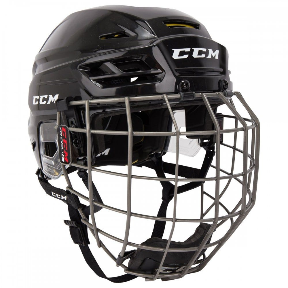 CCM Tacks 310 Helmet Combo