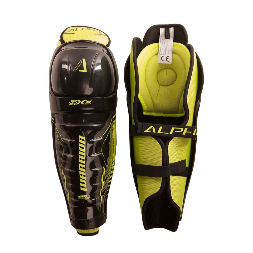 Warrior Alpha QX5 Shin Guard